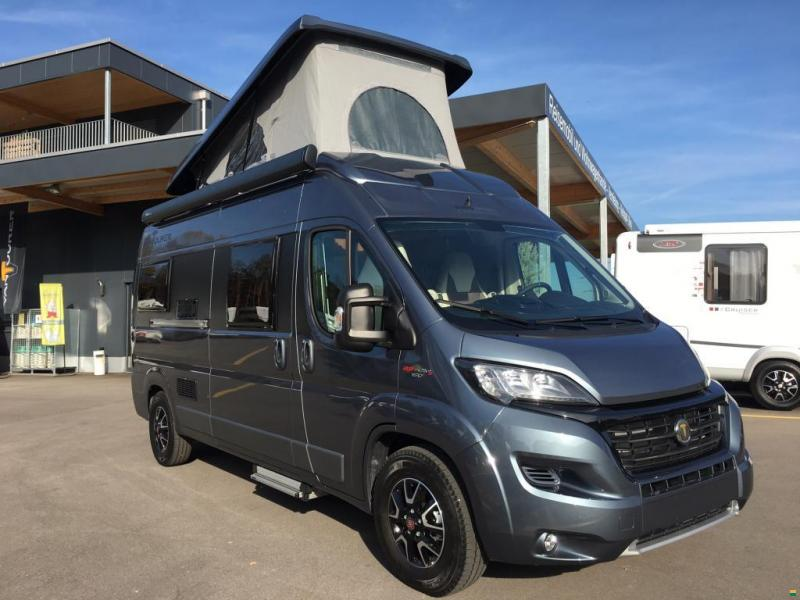 van tourer 600 mit aufstelldach camping car caravane moteur. Black Bedroom Furniture Sets. Home Design Ideas