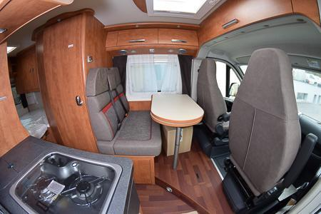 malibu Van 600 low Bed