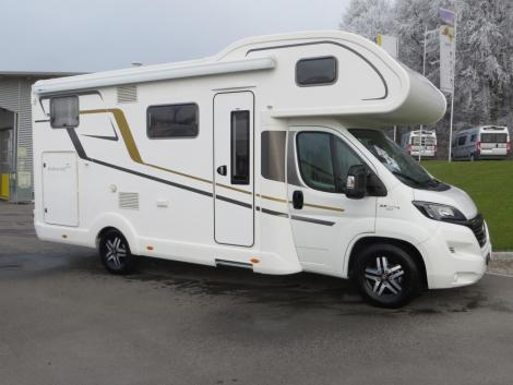 Eura Mobil Activa One 690 HB