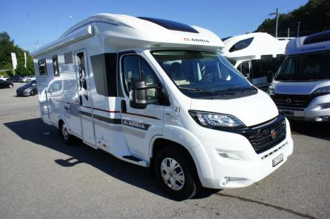Adria Matrix Plus M 670SL Horizont weiss