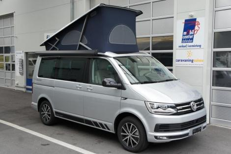 Volkswagen T6 California Ocean Edition 30