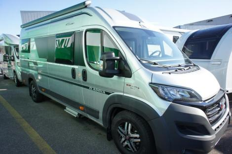 Adria Twin Plus 640 SLX Titan 35H 2018