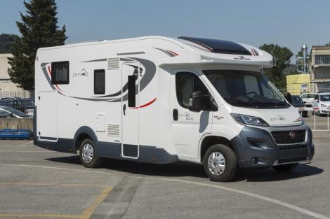 Roller Team Zefiro 263TL, Fiat Ducato 2.3MJ 130PS