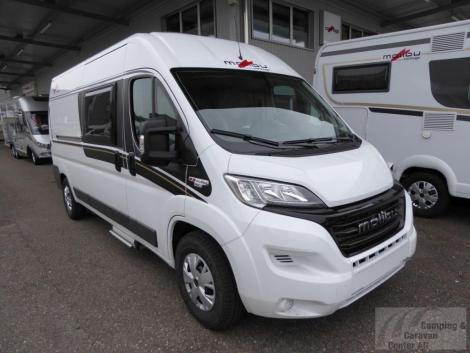 malibu Van 600 LE low-bed
