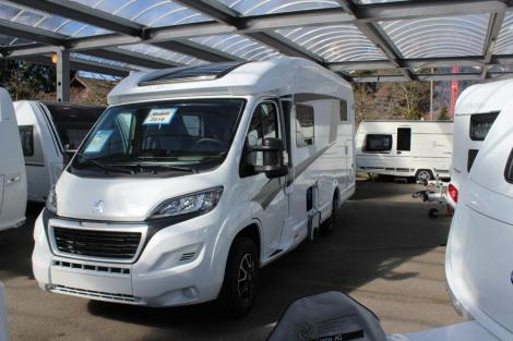 Knaus Van TI 650 Platinum Selection  2018