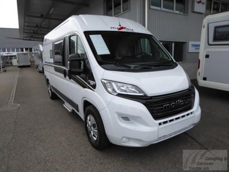 malibu Van 600 DB low-bed