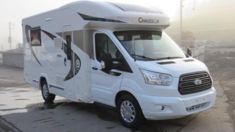 Chausson 628EB Special Edition