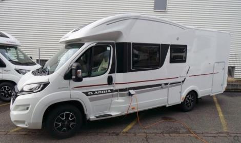 Adria Matrix Plus 670SP