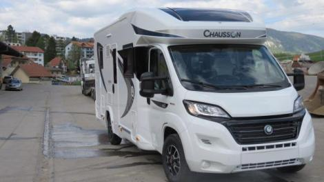 Chausson 640 Welcome