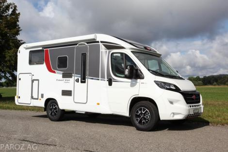 Bürstner Travel Van T 620 G / Model 2019