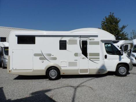 CI Caravan Internationale Riviera 99 XT