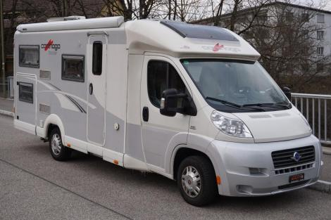 Carthago C-Tourer T143, Fiat Ducato 2.3MJ 130PS