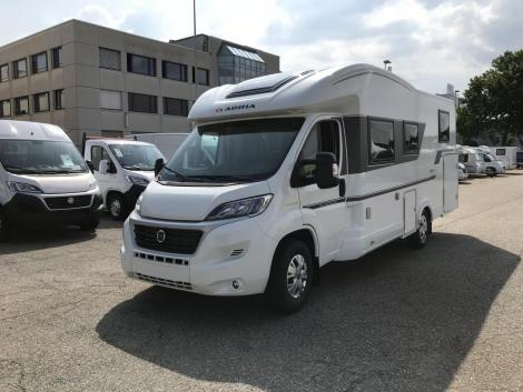 Adria Matrix 670 SL Gtedition neus Modell 2019