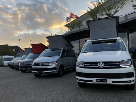 Volkswagen 4x4 DSG California TDI Beach Edition