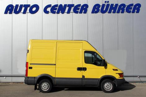 Iveco TURBO DAILY III 2,3 TURBO DIESEL 29L 12