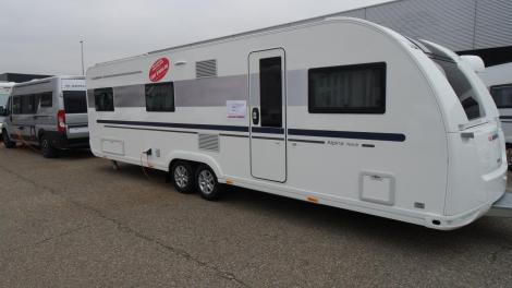 Adria Alpina 763 UK 3BED
