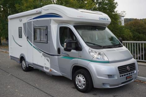 Chausson Sweet Maxi, Fiat Ducato 2.3MJ 130PS