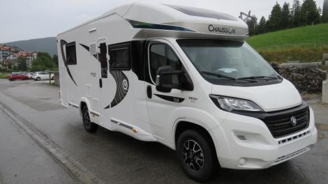 Chausson 768 Welcome Premium