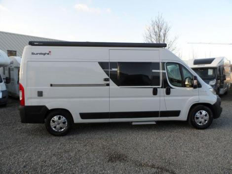 Sunlight Fiat Ducato Cliff 600