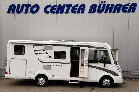 Hymer HYMERMOBIL EXIS I 578 2,3 DIESEL 148 PS