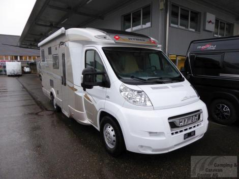 Hymer Tramp T 674 SL Star Edition
