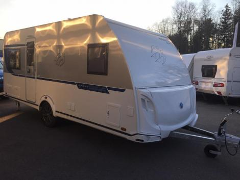 Knaus Sport 500 FU Silver Selection