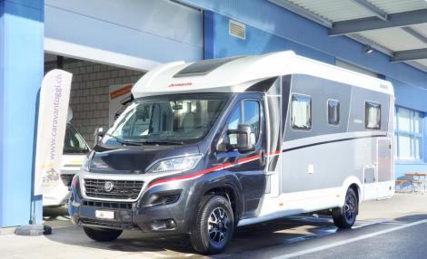 Dethleffs Magic Edition T003DBM, Fiat Ducato 150PS