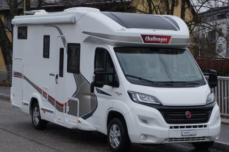 Challenger GENESIS 284, Fiat Ducato 2.3MJ 130PS
