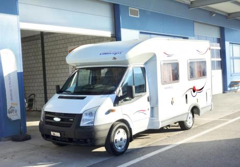 Challenger Genesis 32, Ford Transit 2.2TDCI 131PS