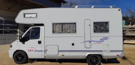 Fiat Ducato 2.8 TD  Challenger 141