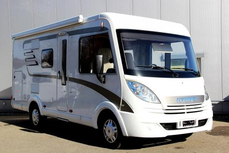 Hymer HYMERMOBIL EXIS 504 2,3 DIESEL 148 PS