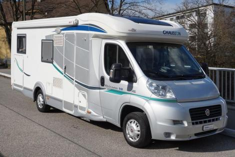Chausson Welcome 98, Fiat Ducato 2.3MJ 150PS