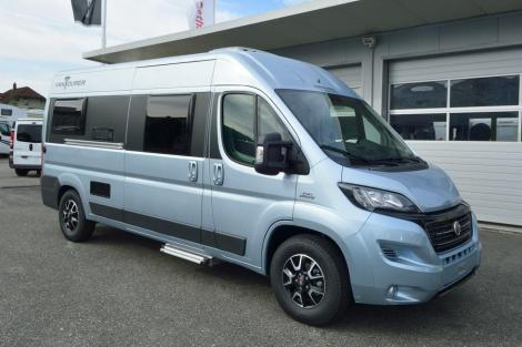 Van Tourer 600 Prime Lake blue