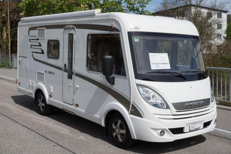 Hymer Exsis i504, Fiat Ducato 2.3MJ 130PS