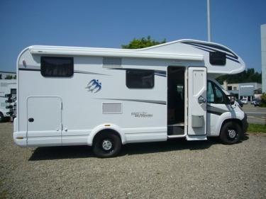 Knaus Sky Traveller 650 DG Superlight