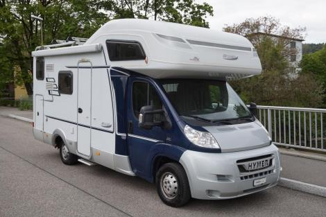 Hymer Camp C534, Fiat Ducato 2.3MJ 130PS