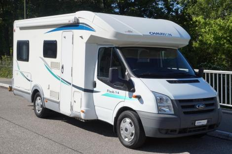 Chausson Flash 14, Ford Transit 2.2TDCi 140PS