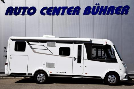 Hymer HYMERMOBIL EXIS-I 588 2,3 DIESEL 150 PS