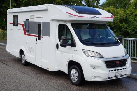 Roller Team Kronos 265TL, Fiat Ducato 2.3MJ 130PS