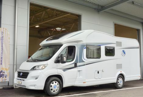 Knaus Sky Wave 650MG, Fiat Ducato 2.3MJT 150PS