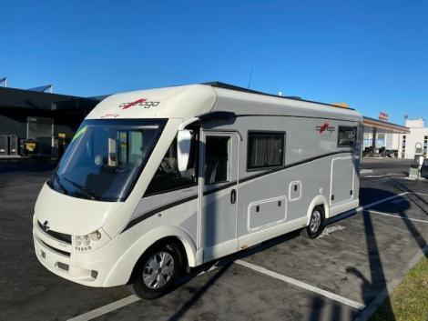 Carthago C Tourer 143
