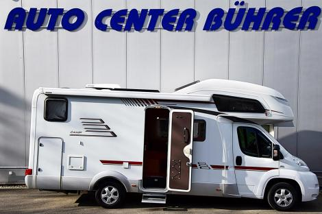 Hymer CAMP C 684 2,3 DIESEL 131 PS FIAT DUCATO