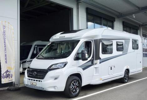 Knaus SKY TI 700 MEG Platinum Selection