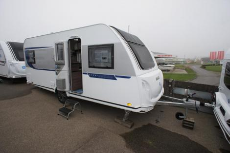 Knaus 500 UF Sport Silver Selection