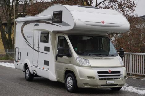 Bürstner Argos Time A650, Fiat Ducato 2.3MJ 130PS