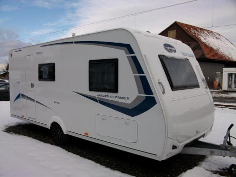 Caravelair Antares Style 486 Family