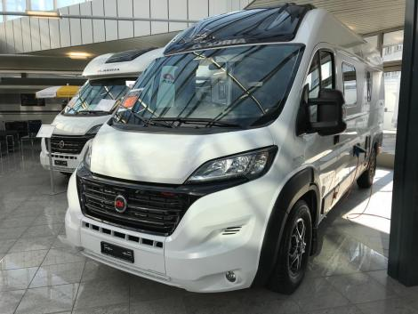 Adria Twin Supreme 640 SPB Family