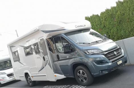 Chausson Welcome 611, Fiat Ducato 2.3MJT 150PS