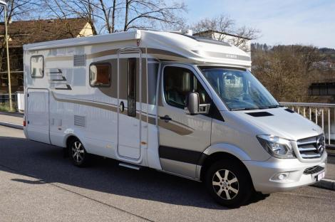 Hymer ML T-580, Mercedes-Benz 2.2CDI 163PS Aut