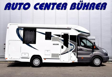 Chausson 628 EB WELCOME 2,2 TDCI DIESEL FORD